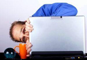 mobil üggőség - laptop félelem
